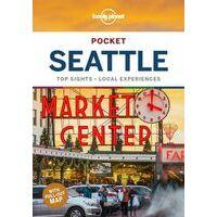 Lonely Planet Pocket Seattle Reisgids
