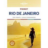 Lonely Planet Pocket Rio De Janeiro - Reisgids