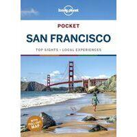 Lonely Planet Pocket San Francisco Reisgids
