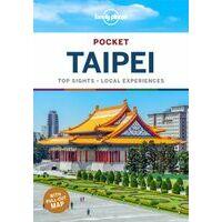 Lonely Planet Pocket Taipei Reisgids