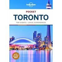 Lonely Planet Pocket Toronto Reisgids