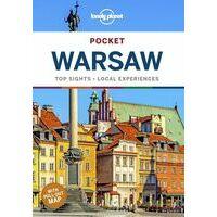 Lonely Planet Pocket Warsaw - Reisgids Warschau