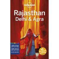 Lonely Planet Rajasthan, Delhi & Agra Reisgids