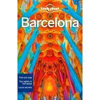 Lonely Planet Reisgids Barcelona