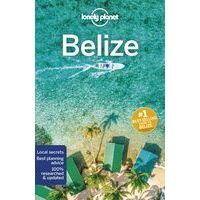 Lonely Planet Reisgids Belize