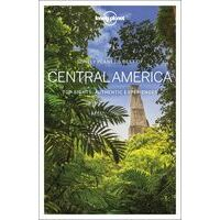 Lonely Planet Reisgids Best Of Central America