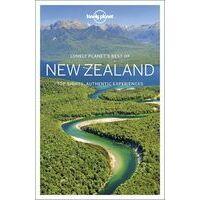 Lonely Planet Reisgids Best Of New Zealand