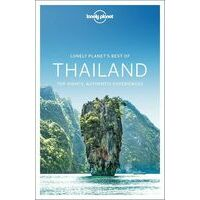 Lonely Planet Reisgids Best Of Thailand