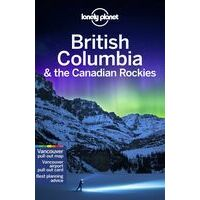 Lonely Planet Reisgids British Columbia & The Canadian Rockies