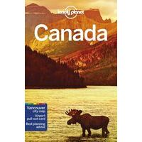 Lonely Planet Reisgids Canada