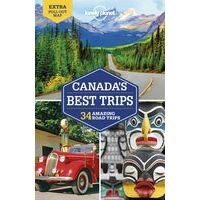 Lonely Planet Reisgids Canada's Best Trips