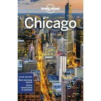Lonely Planet Reisgids Chicago
