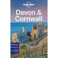 Lonely Planet Reisgids Devon & Cornwall