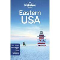 Lonely Planet Reisgids Eastern USA - Verenigde Staten Oost