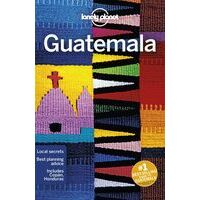 Lonely Planet Reisgids Guatemala