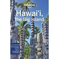 Lonely Planet Reisgids Hawaii - The Big Island