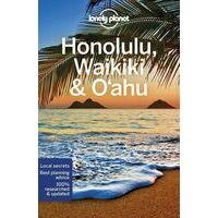 Lonely Planet Reisgids Honolulul, Waikiki & O'ahu