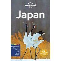 Lonely Planet Reisgids Japan
