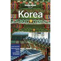 Lonely Planet Reisgids Korea (Noord-Korea & Zuid-Korea)