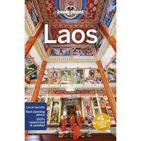 Lonely Planet Reisgids Laos