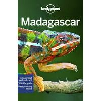 Lonely Planet Reisgids Madagascar