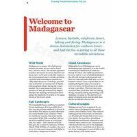 Lonely Planet Reisgids Madagascar