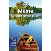 Lonely Planet Reisgids Maine & Acadia National Park