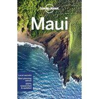 Lonely Planet Reisgids Maui