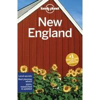 Lonely Planet Reisgids New England