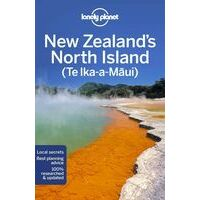 Lonely Planet Reisgids New Zealand North Island