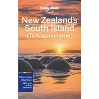 Lonely Planet Reisgids New Zealand South Island