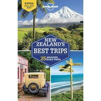 Lonely Planet Reisgids New Zealand's Best Trips
