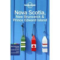 Lonely Planet Reisgids Nova Scotia, New Brunswick & Prince Edward Island