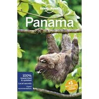 Lonely Planet Reisgids Panama
