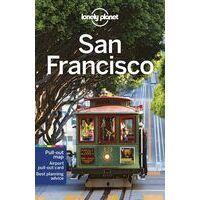 Lonely Planet Reisgids San Francisco