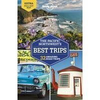 Lonely Planet Reisgids The Pacific Northwest's Best Trips