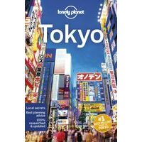Lonely Planet Reisgids Tokyo