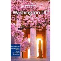 Lonely Planet Reisgids Washington DC