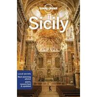 Lonely Planet Sicily - Reisgids Sicilië