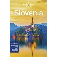 Lonely Planet Slovenia - Reisgids Slovenië