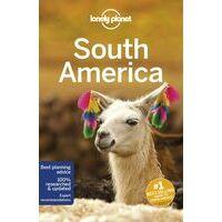 Lonely Planet South America - Reisgids Zuid-Amerika