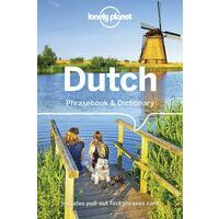 Lonely Planet Taalgids Dutch Phrasebook & Dictionary Nederlands