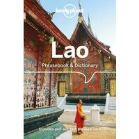 Lonely Planet Taalgids Lao Phrasebook & Dictionary