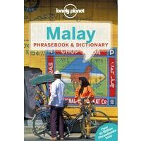 Lonely Planet Taalgids Malay Phrasebook & Dictionary