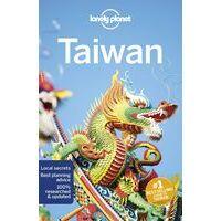 Lonely Planet Taiwan Reisgids
