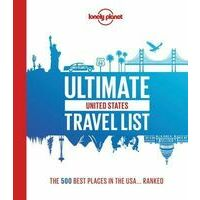 Lonely Planet Ultimate Travel List USA
