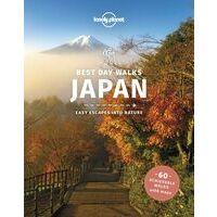 Lonely Planet Wandelgids Best Day Walks Japan