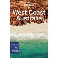 Lonely Planet West Coast Australia - Reisgids Westkust Australië