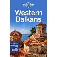 Lonely Planet Western Balkans Reisgids