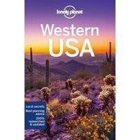 Lonely Planet Western USA - Reisgids Verenigde Staten West